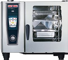 печь конвекционная scc 5 senses 61e rational (германия)